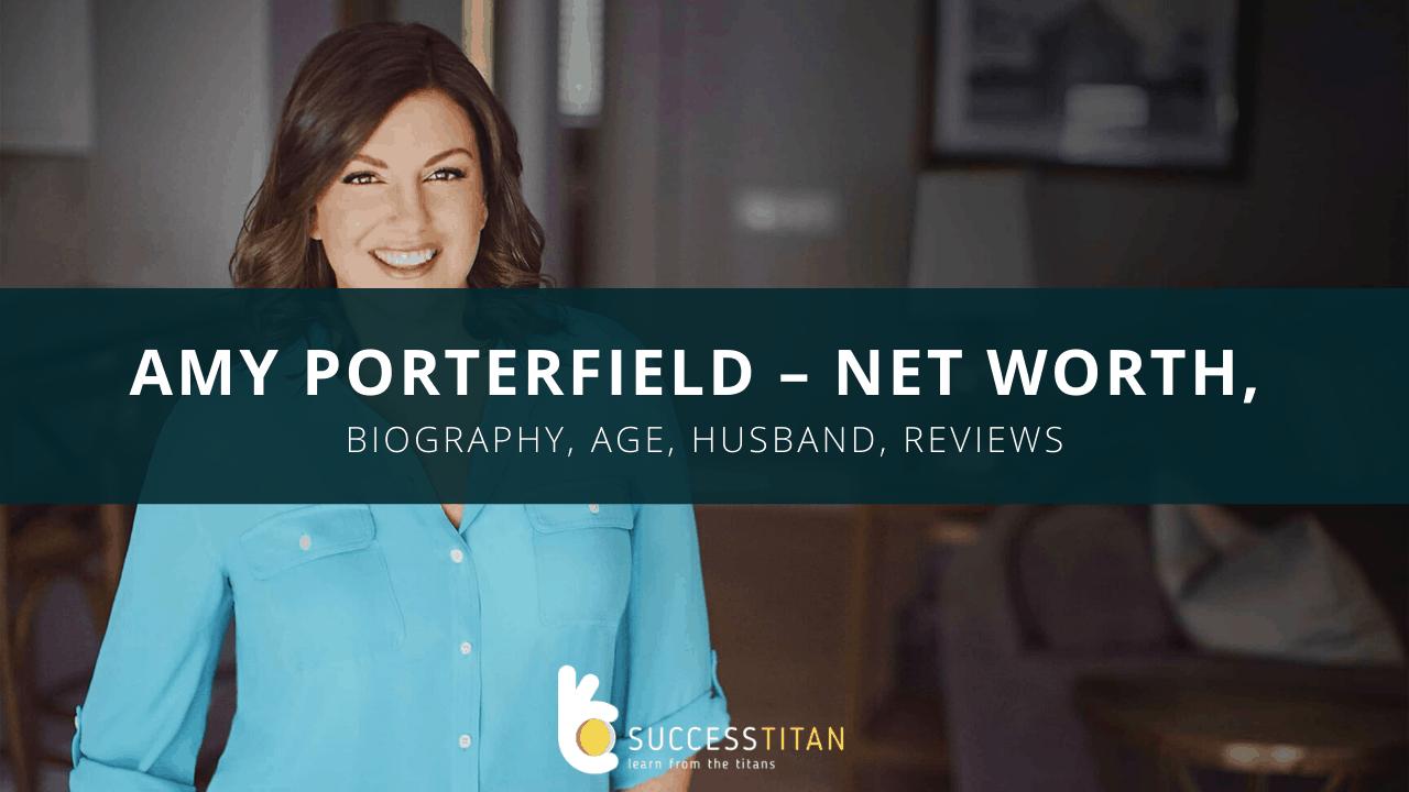 amy porterfield net worth